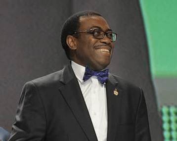 Dr Akinwumi Adesina of Nigeria is new AfDB President