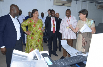 DANIDA supports ICPS with $3.5m printing equipment