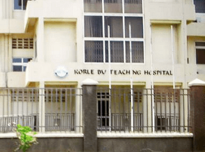 Korle-Bu Teaching Hospital to go paperless