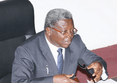 Parliament vets Justice Appau for Supreme Court position