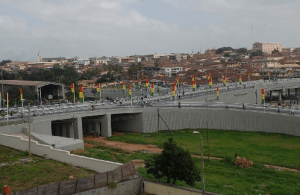Kumasi roads