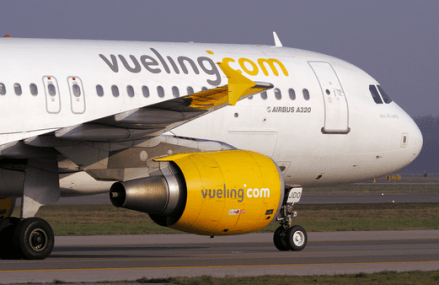 Barcelona's Vueling launches direct flights to Accra