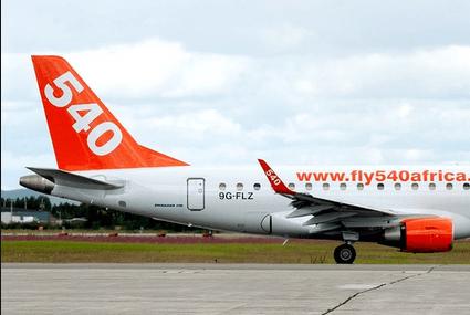 Fastjet sells Fly540 Ghana for $1 – Reports