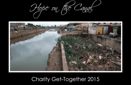 Advertiser's Announcement: 'Hope on the Canal Charity Get-Togeteher'