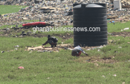 Ghana government contracts $60m World Bank loan to fight open defecation