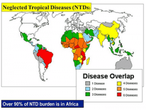 Face neglected tropical diseases, end the scourge