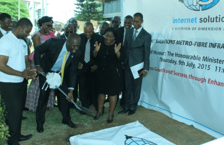 Internet Solutions Ghana invests $15m in network