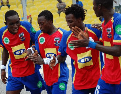 Image result for accra hearts of oak