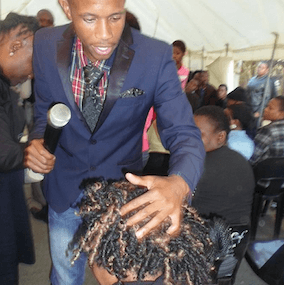 South African preacher admits feeding his followers lizards too