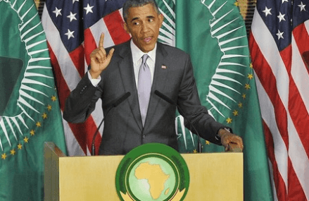 President Obama's speech at the AU (Full text)
