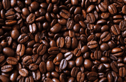 What are Ghana's chances on the global coffee market?