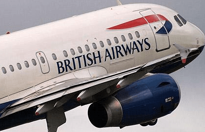 British Airways suggests Val's get-away destinations