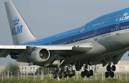 KLM starts daily operation of Boeing 777-200 between Accra and Amsterdam