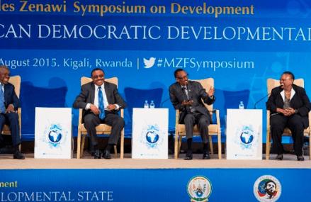 First Meles Zenawi Foundation Symposium on development held in Rwanda