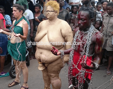 James Town comes alive with 5th Chale Wote Street Art festival