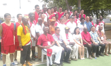 Sports deepen Ghana-China diplomatic ties