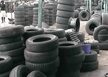 Road Safety Commission pledges action to stop importation of low grade tyres