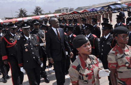 Fire safety a shared responsibility – Amissah-Arthur