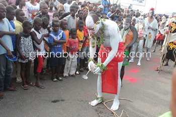 Ghana government asked to pump more money into arts and culture