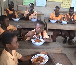 School Feeding Programme to run smoothly – Minister