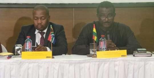 Trade Ministry woos investors into mining industry