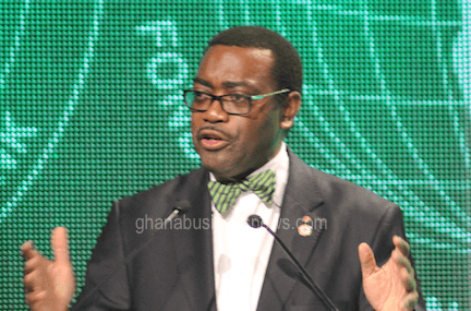 Dr. Akinwumi Adesina takes over as AfDB President