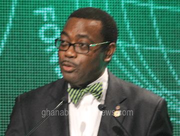 Dr. Adesina of AfDB to speak at Invest in Ghana