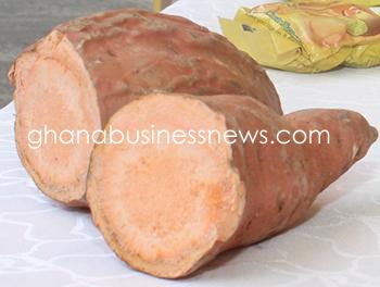 Orange-fleshed sweet potatoes make your Christmas memorable