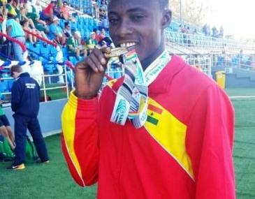 Seklorwu grabs Ghana's first gold medal in Commonwealth Youth Games