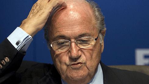 FIFA provisionally suspends Sepp Blatter