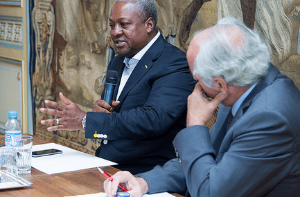 Judges bribery scandal is unacceptable – President Mahama
