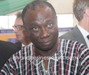 Dr. Kwabena Donkor - Power Minister