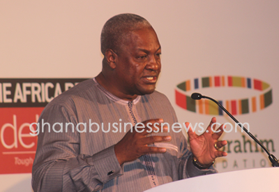 If development under dictatorships was more valuable, Gaddafi would still be alive – Mahama