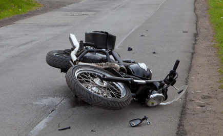 Motorcycle accidents increase over 500% in Volta Region