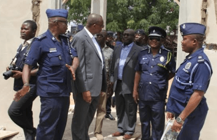 IGP calls for partnership with business community