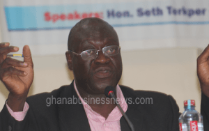 Solomon Asoalla - Chief Director, Power Ministry