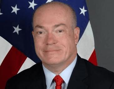 New US Ambassador to Ghana, Robert Jackson swears oath of office