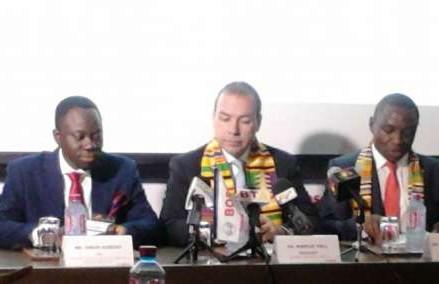Bosch opens branch in Ghana