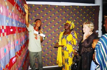 Kente industry vital to tourism development – Minister