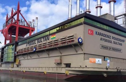 President Mahama to officially commission power barge