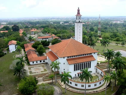 University of Ghana to review undergraduate programmes