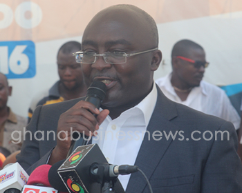 Dr. Bawumia briefs Diasporan Ghanaians on debt management
