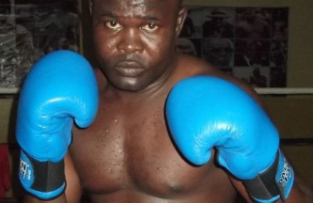 Bukom Banku and Bastie work out publicly ahead of mega bout
