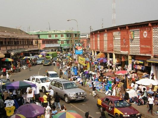 Image result for Nigerian Traders 'under Attack' In Ghana