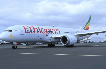 Ethiopian avails free Wi-Fi Connection at Addis Ababa International Airport