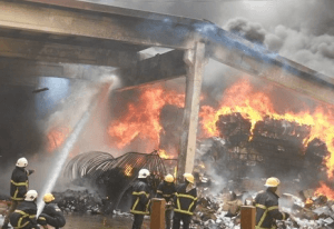 LPG explosions account for 44% of burn deaths