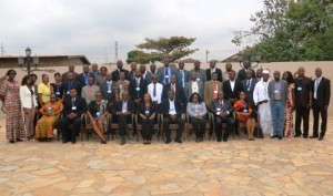 participants at the regional consultation in Accra