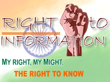 right to information act Right to information act implementation of 'the right to information act, 2005' in the universities / colleges the right to information act, 2005 (22 of 2005) has.