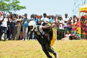 Ghana Tourism Authority launches Kwahu Easter Paragliding festival