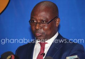 Dr Abdul-Nashiru Issahaku - Governor of the Bank of Ghana